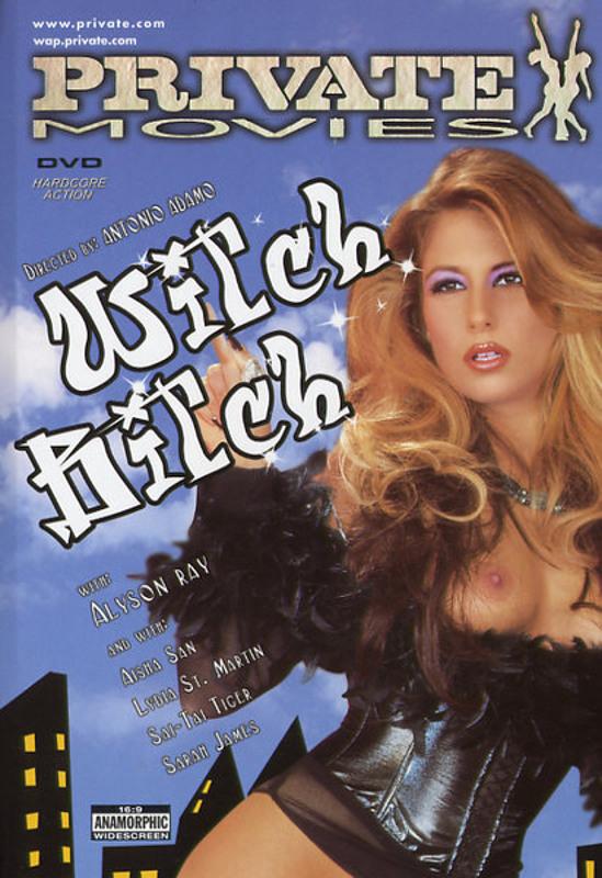 Witch Bitch DVD Image