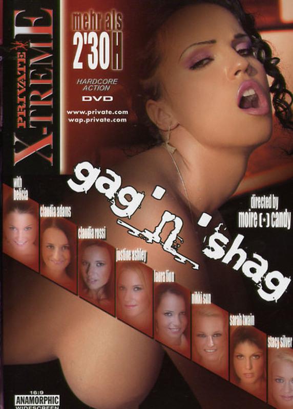 Gag 'n' Shag DVD Image