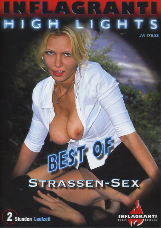 Best of Strassen-Sex DVD Image