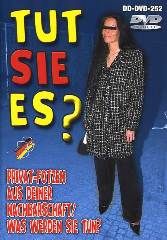 Tut sie es? DVD Image