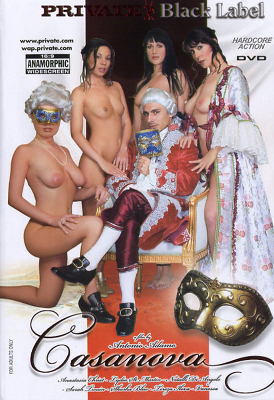 Casanova DVD Image