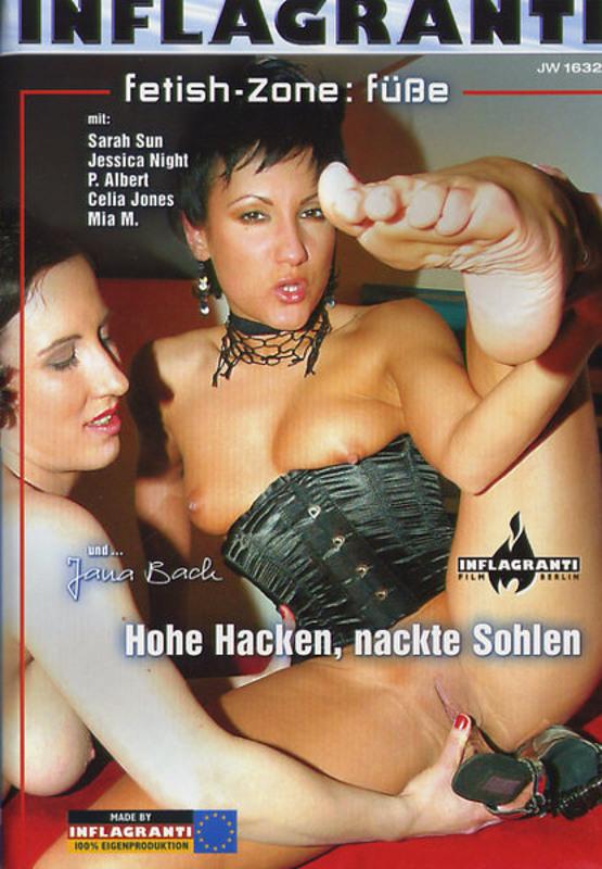 Hohe Hacken, nackte Sohlen DVD Image
