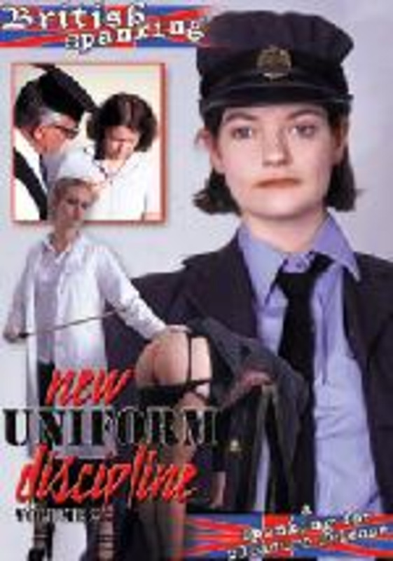 British Spanking - New Uniform Discipline DVD Image