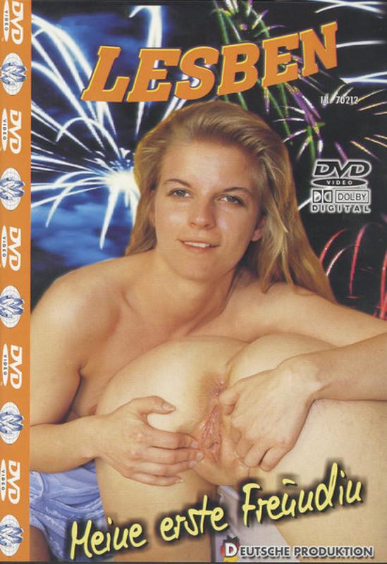 Lesben - Meine erste Freundin DVD Image