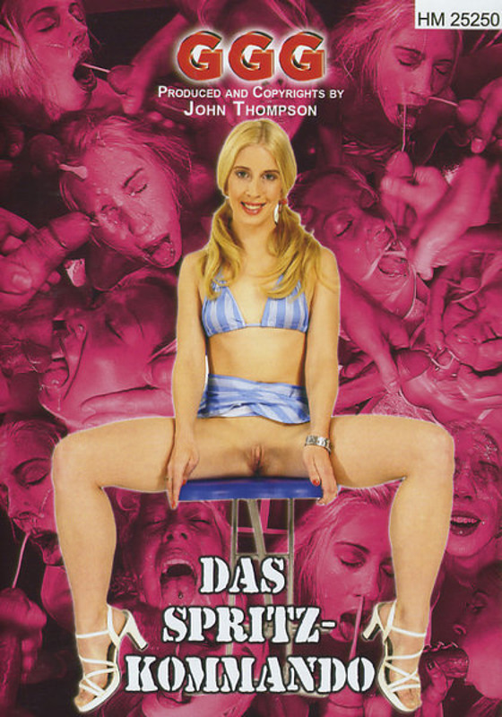 Das Spritz - Kommando DVD Image