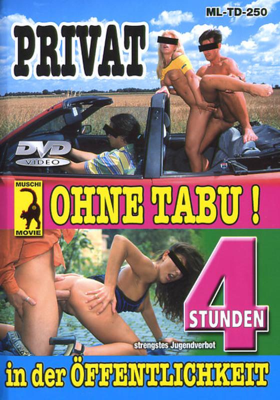 Ohne Tabu! DVD Image