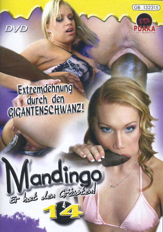 Mandingo 14 DVD Image