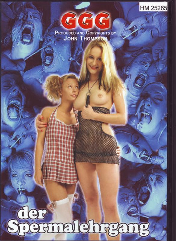 Der Spermalehrgang DVD Image