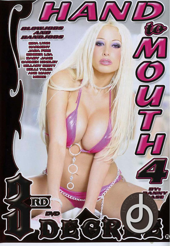 Hand To Mouth 4 DVD Image