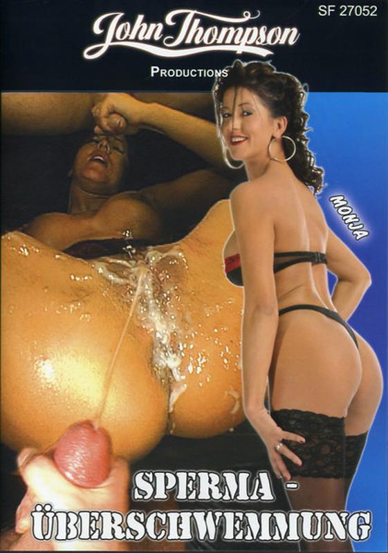 Sperma-Überschwemmung DVD Image