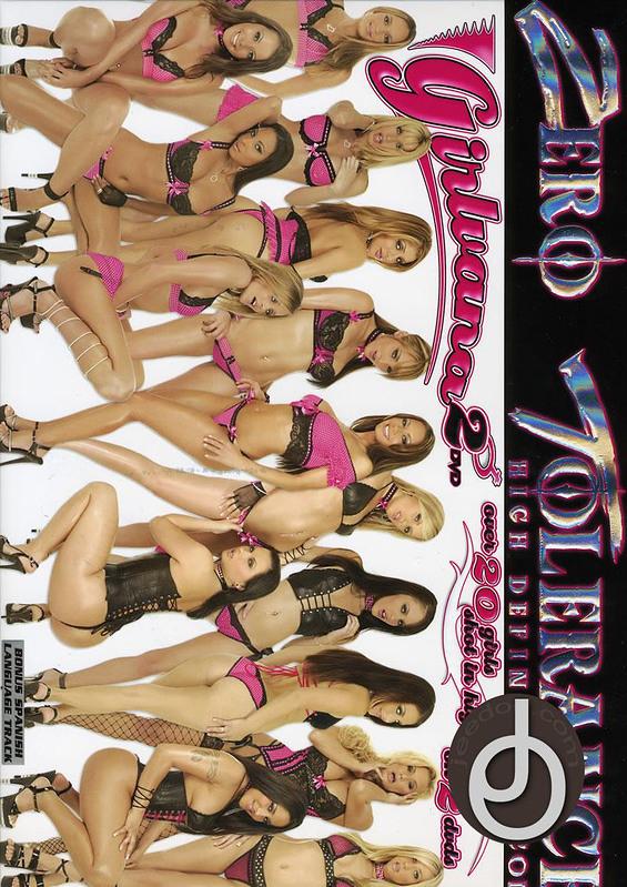 Girlvana 2 DVD Image
