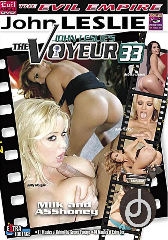 Voyeur 33 DVD Image