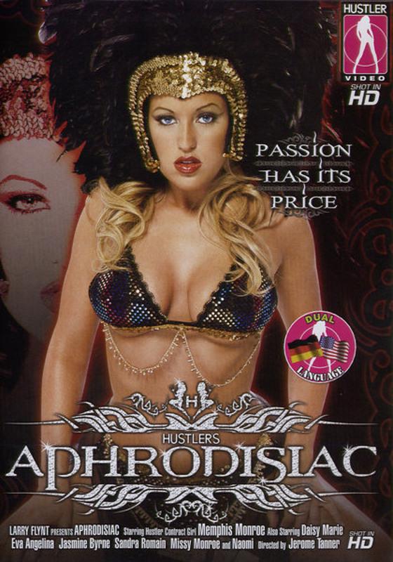 Aphrodisiac DVD Image