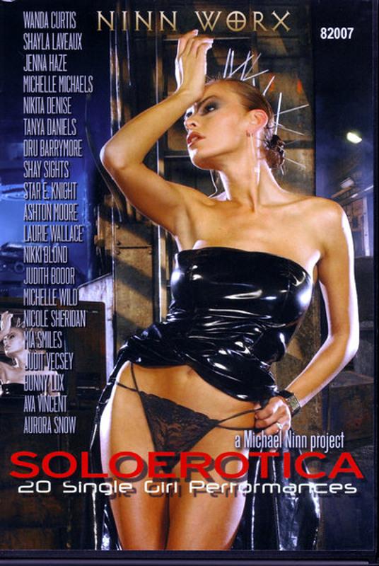 Soloerotica DVD Image
