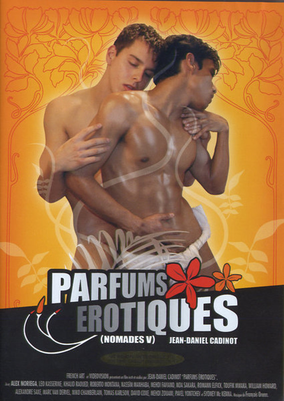 Parfums Erotiques (Nomades 5) Gay DVD Image