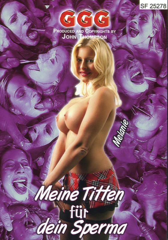 Meine Titten für dein Sperma DVD Image