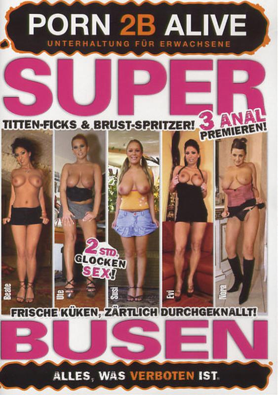 Super Busen DVD image