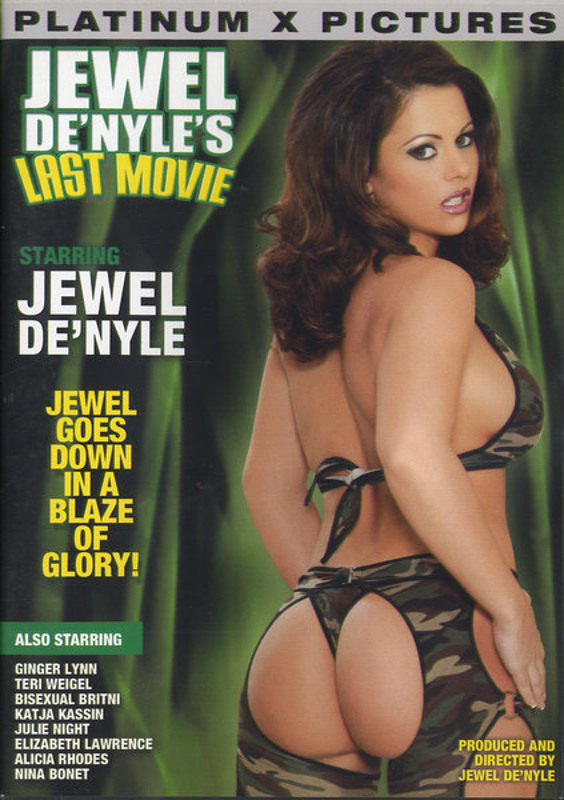 Jewel De'nyle's Last Movie DVD Image
