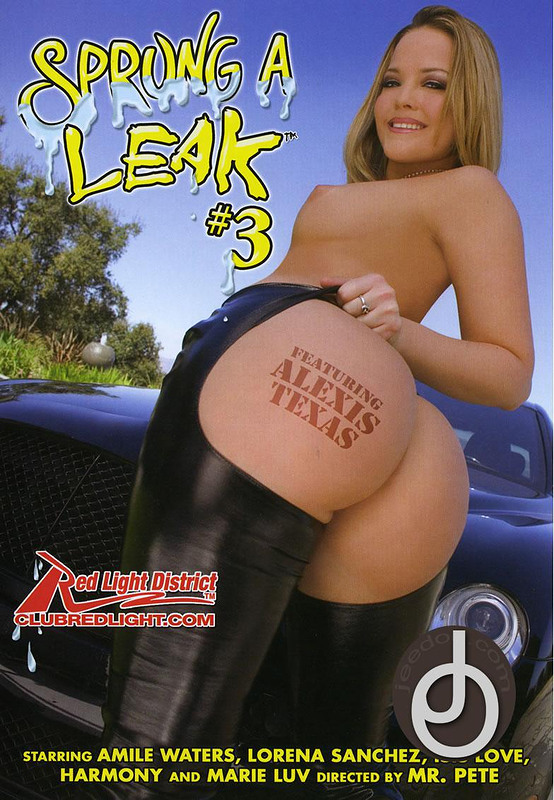 Sprung A Leak 3 DVD Image