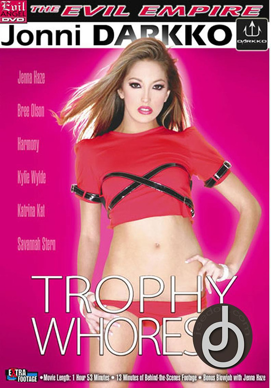 Trophy Whores 3 DVD Image