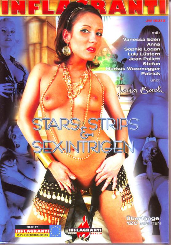 Stars, Stripes & Sex-Intrigen DVD Image