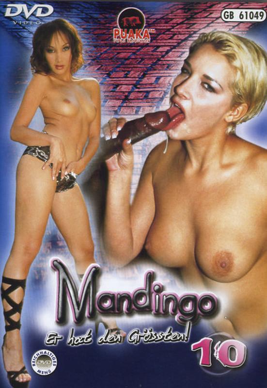 Mandingo 10 DVD Image