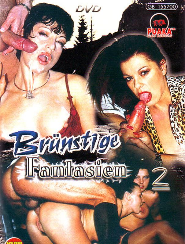 Brünstige Fantasien  2 DVD Image