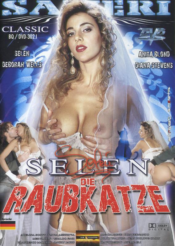Selen - Die Raubkatze DVD Image