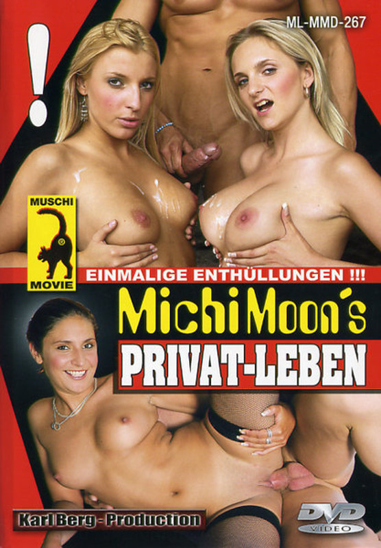 Michi Moon  2 DVD Image