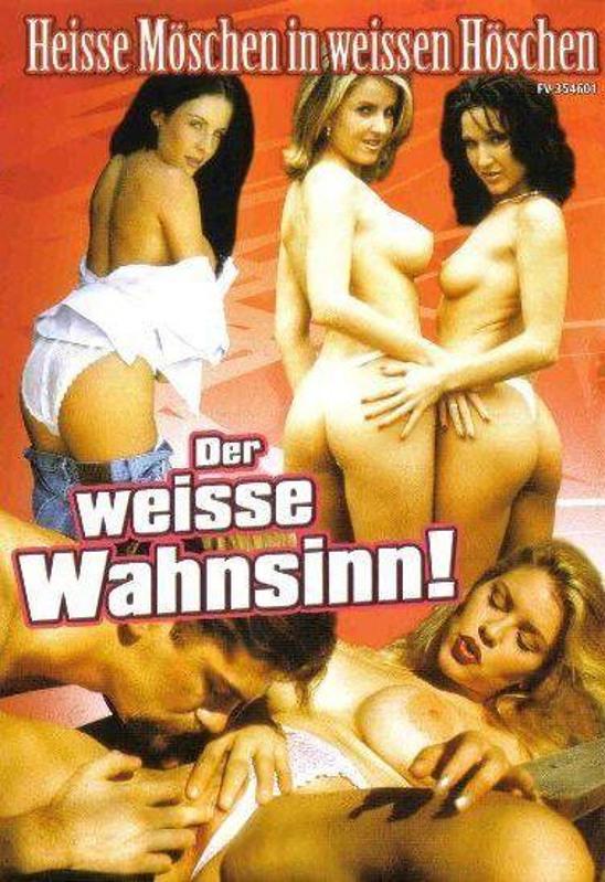 Heisse Möschen in weissen Höschen - Der weisse Wahnsinn DVD Image