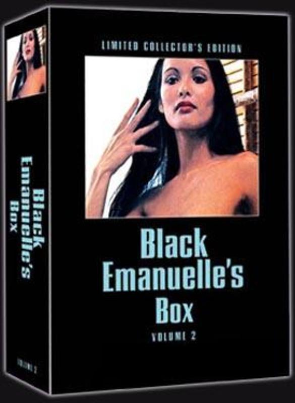 Black Emanuelle's Box 2 - 4-Disc Limited Edition DVD Image