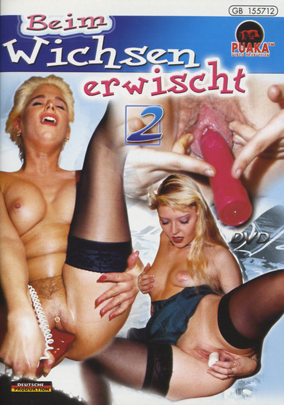 Beim Wichsen erwischt  2 DVD Image