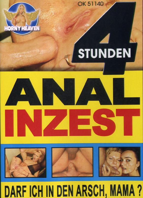 Anal Inzest DVD Bild