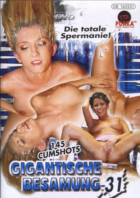 Gigantische Besamung 31 DVD Image