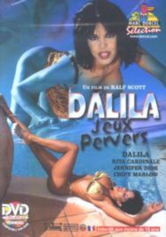 Dalila Jeux Pervers DVD Image