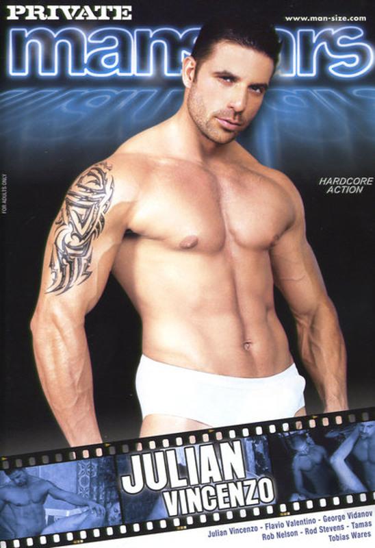 Julian Vincenzo Gay DVD Image
