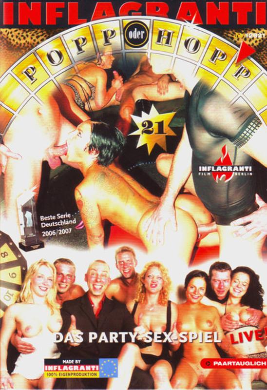 Popp oder Hopp 21  Das Party-Sex... DVD Image