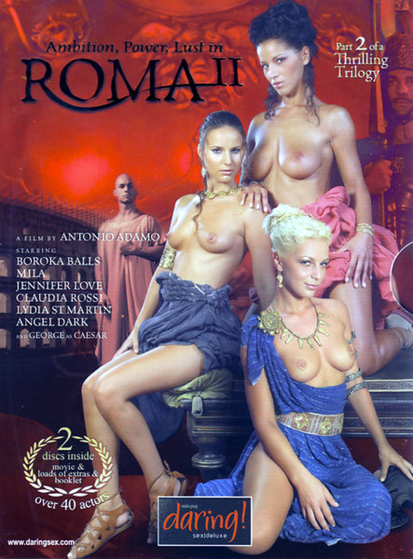 Ambition-Power-Lust in Roma 2  [2 DVDs] DVD Image