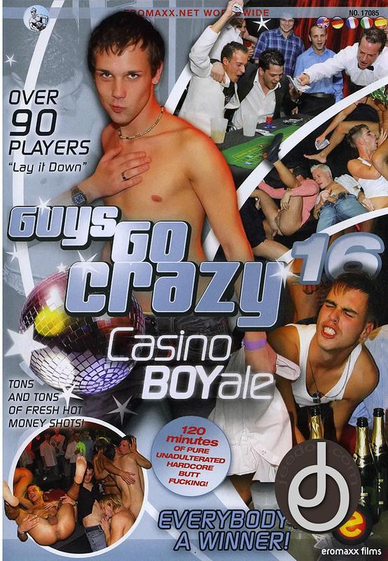 Guys Go Crazy 16 Gay DVD Image