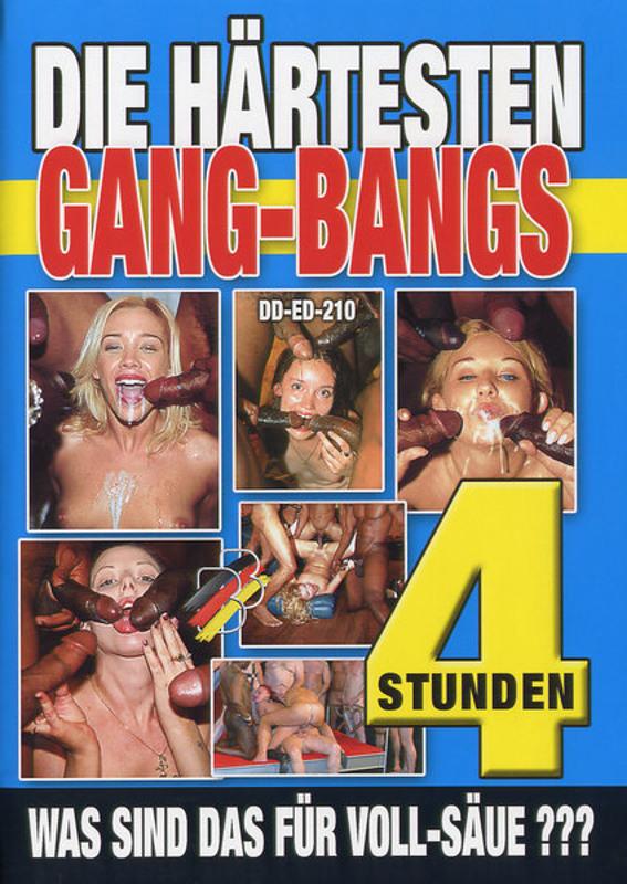 Gang-Bangs DVD Image