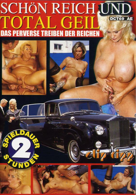 Schön, reich und total geil DVD Image