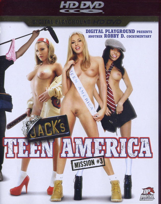 Jack's Teen America Mission # 3 HD-DVD Image