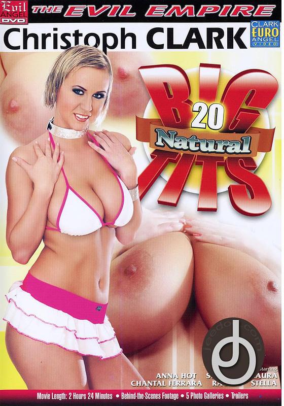 Big Natural Tits 20 DVD Image