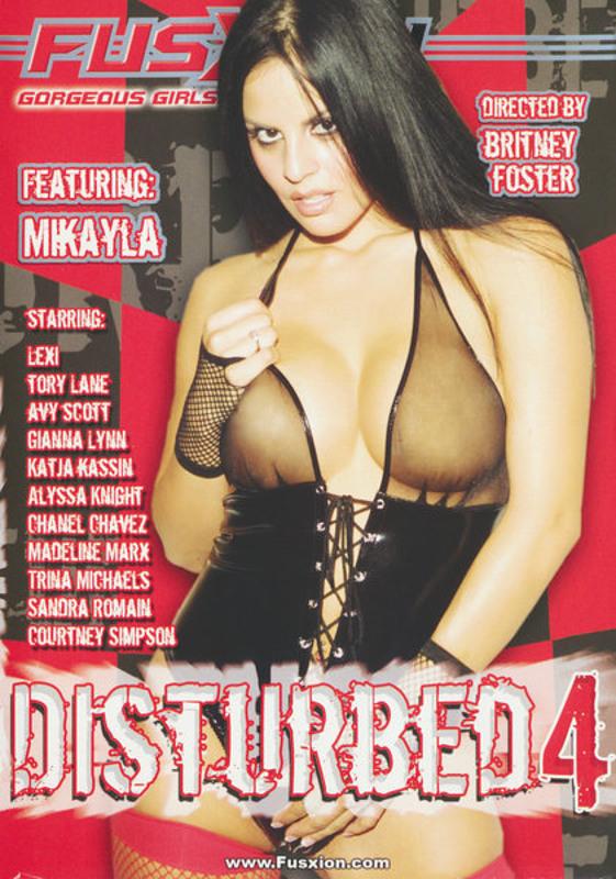 Disturbed  4 DVD Image