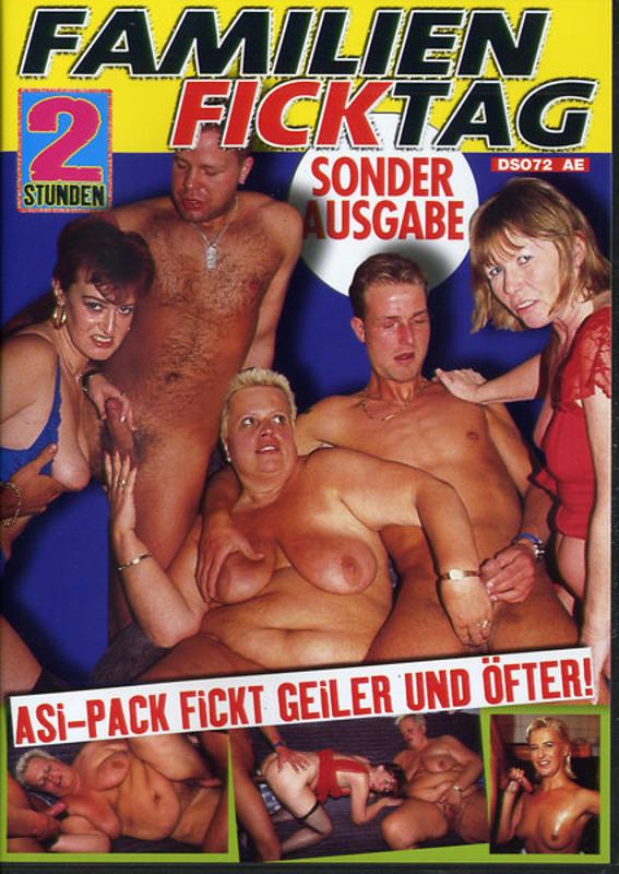 Familien Ficktag DVD Image