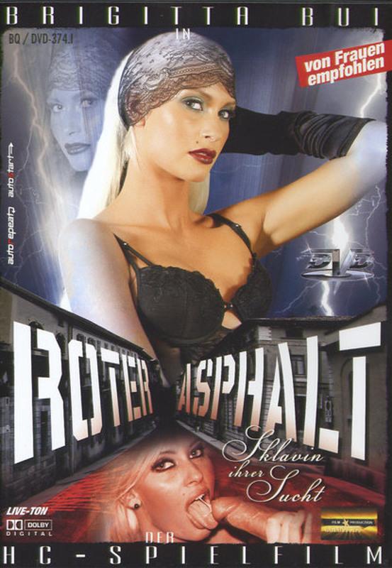 Roter Asphalt DVD Image