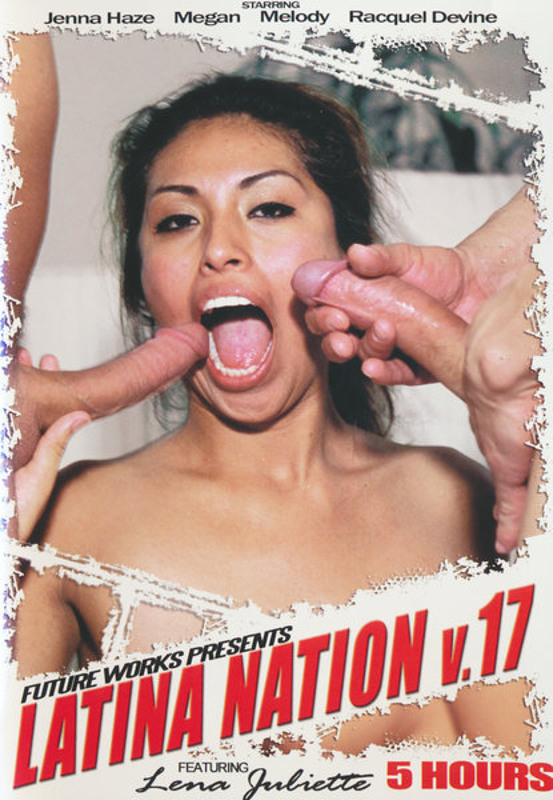 Latina Nation 17 DVD Image