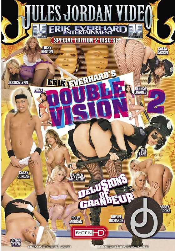 Double Vision 2 DVD Image