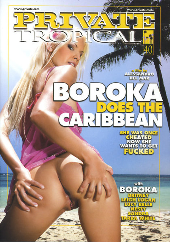 Private Tropical 40 - Boroka Does The... DVD Image