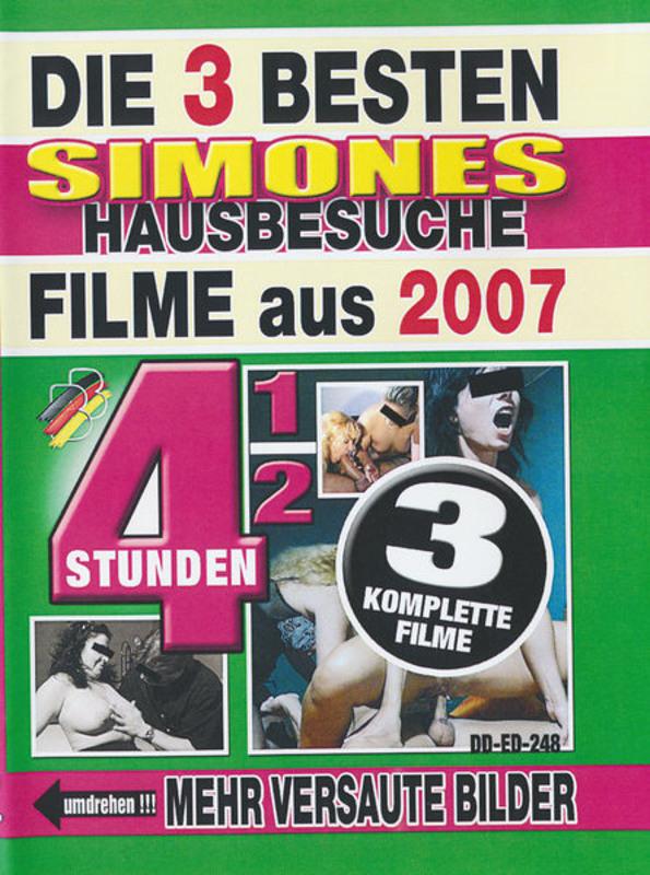 Die 3 Besten Simones Hausbesuche Filme aus 2007 DVD Image